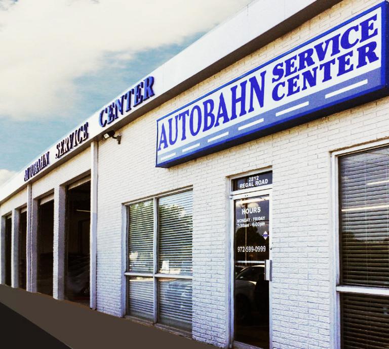Autobahn Service Center Office